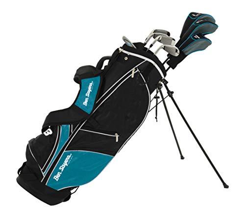 Ben Sayers M8 Ensemble de Golf 8 Clubs Turquoise