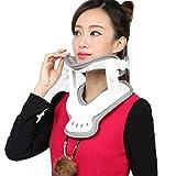 XGLL Cervical Neck Traction Device - Halskragen-Halskrause zur Nackenschmerzlinderung und Nackenstütze