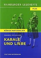 Kabale und Liebe: Hamburger Leseheft plus Koenigs Materialien