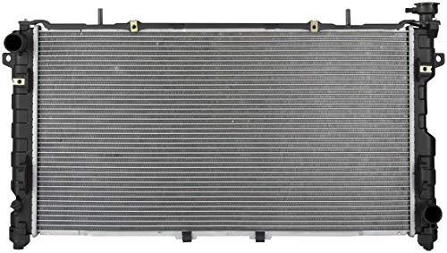 radiador voyager 2007 fabricante Spectra Premium