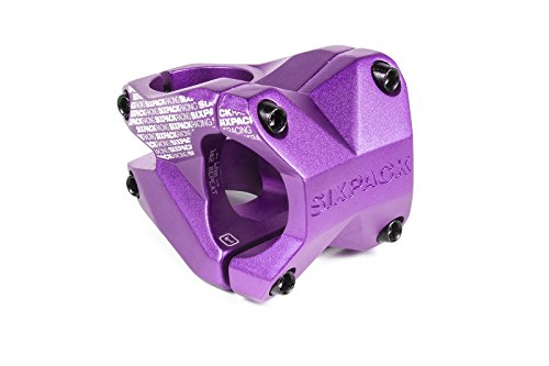 Sixpack-Racing Menace Vorbau, violett(Purple),35mm