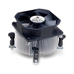 GlacialTech Igloo 5063 Silent E CPU Cooler Fan For Intel Socket LGA775