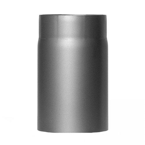 raik SH004-150-gg Rauchrohr/Ofenrohr 150mm - 250mm gussgrau