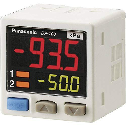 Panasonic Drucksensor 1 St. DP-102A-E-P -1 bar bis 10 bar Kabel, offenes Ende (L x B x H) 42.5 x 30