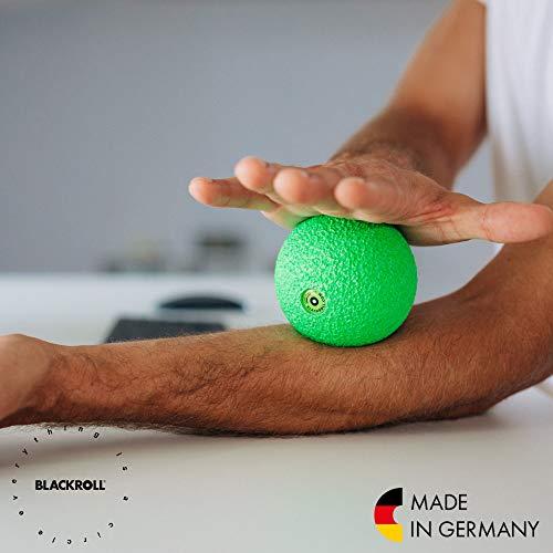 Blackroll Selbstmassage Ball 8 cm, schwarz - 4