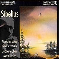 シベリウス:無伴奏合唱曲集(Sibelius: Works for Mixed Choir a cappella)