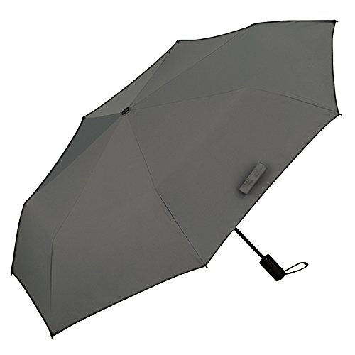 w.p.c folding umbrella automatic opening and closing An'nurera Biz mini gray seven bone 58cm UN-104GY
