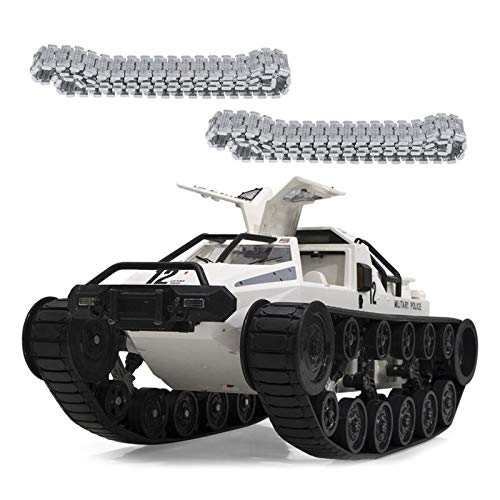 YU-NIYUT 2.4G 1:12 Scale Double Track Tank RC High Speed Drift Climbing Off-Road Tank Toy Vehicle Toys for Boys Kids and Adults