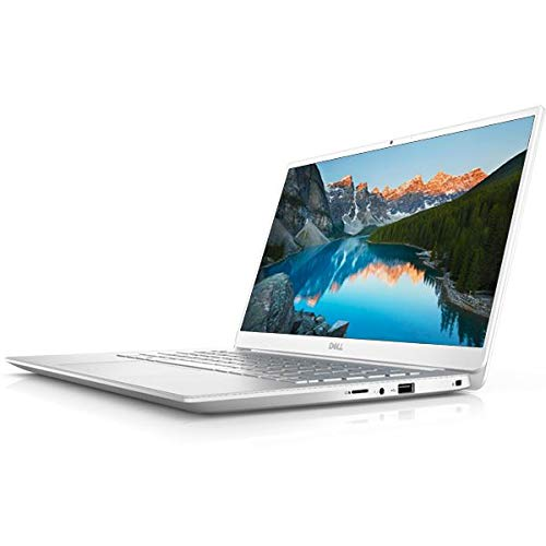 Dell Inspiron 14 5490, Silver, Intel Core i7-10510U, 12GB RAM, 1TB SSD, 14' 1920x1080 FHD, 2GB NVIDIA GeForce MX250, Dell 1 YR WTY + EuroPC Warranty Assist, (Renewed)