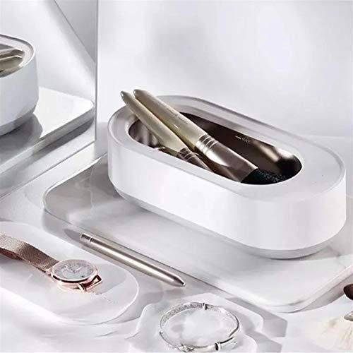 45000Hz HochfrequenzerschütterungMassager Schmuck Brillen Reiniger 360 ° Reinigungsmaschine Eraclea Autozubehör Steuerultraschallreiniger Hohe Qualität