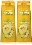 Garnier Fructis Shampoo für trockenes Haar Oil Repair 3mit Olivenöl, Avocado und Sheabutter,...