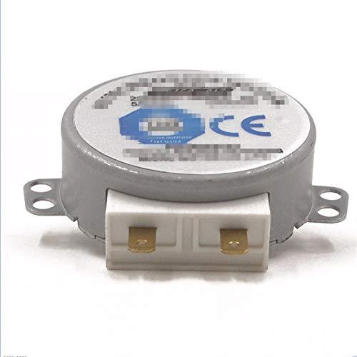 Ymhan AC 220-240V 4W 6RPM 48MM Dia Micro Micro Motor Ajuste para EL SOTRADOR DE Aire Caliente 50 / 60HZ CW/CCW TYJ50-8A7 Motor de Bandeja de Horno de microondas