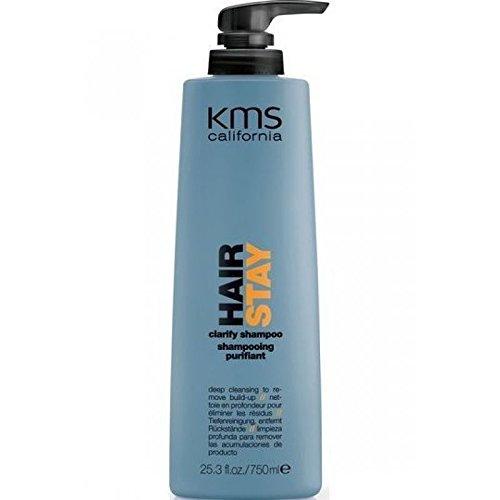 KMS California hairstay clarify Champú 750ml