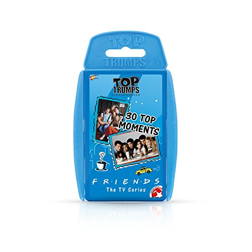 Top Trumps Friends Card Game