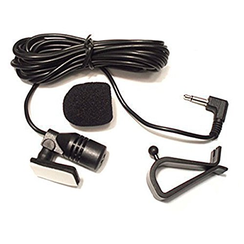 MCWAUTO Mic 3.5mm Microphone External...