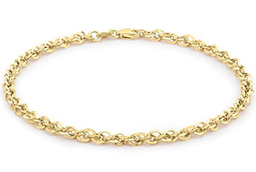 Carissima Gold Damen - Armband 9k Rundschliff Diamant 1.29.4322
