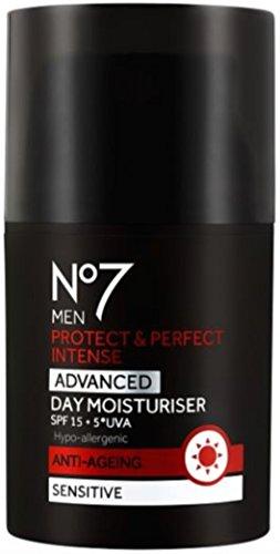 No7 Protect & Parfaite Hommes Intense Hydratant Spf15 Jour Avancée