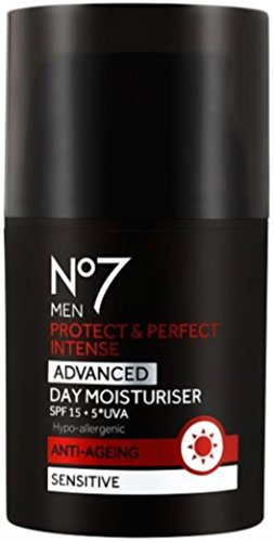 BOOTS No7 Men Protect&Perfect Intense Moisturizer SPF15 by Boots