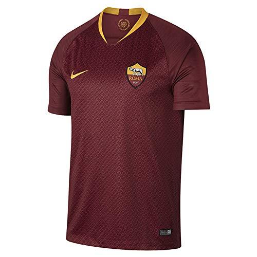 Nike Camiseta Roma Home 18/19 Rojo XL