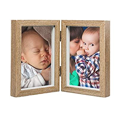 CECIINION Photo Frame, Hinged Picture Frames