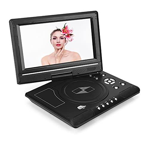 Zhjvihx Reproductor de DVD, Reproductor de Video del Reproductor de TV del Juego para Ministerio del Interior para el automóvil(European regulations, Transl)