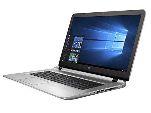 2017 HP ENVY 17.3-inch FHD Premium 17t Laptop PC - Intel Quad Core i7-6700HQ Processor, 8GB Memory, 1TB Hard Drive, HDMI, USB 3.0, BT, Backlit Keyboard, Windows 10
