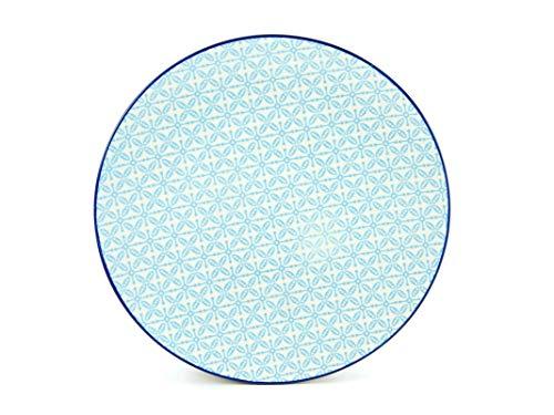 Creatable Suppenteller Mediterran zu 17362 (Blau)