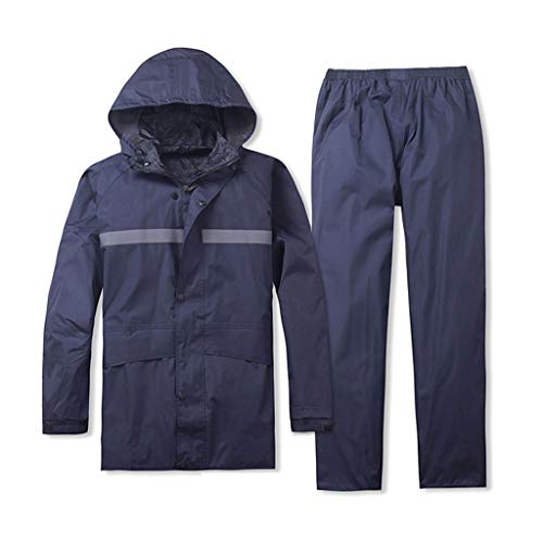 Imperméable de pluie portable Double pantalon de pluie...
