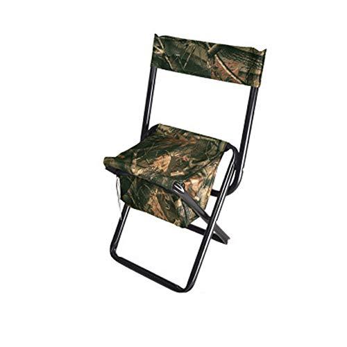 Draagbare visstoel - outdoor strandstoel opvouwbare kruk