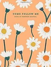 Come Follow Me Book of Mormon Journal
