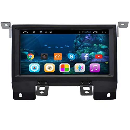 TOPNAVI Android 6.0 Navigation GPS Automobile pour Land Rover Discovery 4 2013 2014 2015 2016 2017 2017 Autoradio Stéréo Unité Principale WiFi 3G RDS Miroir Lien FM AM Bluetooth Audio Vidéo