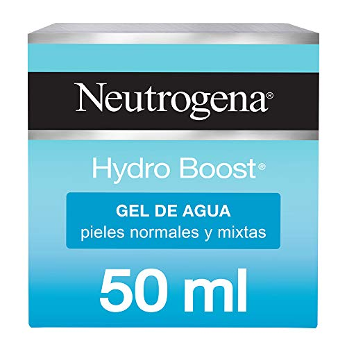 Neutrogena, Crema Facial – Gel de agua Hydro Boost,