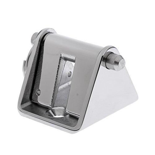 Sharplace Kettenstopper aus Edelstahl