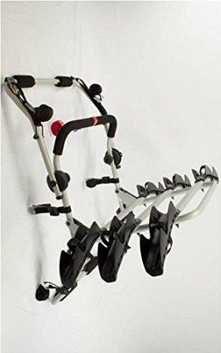 Mont Blanc Super Rider Rear Mounted 3Portabicicletas Bike Bicicletas de Montaje en Rack | Bicicletas