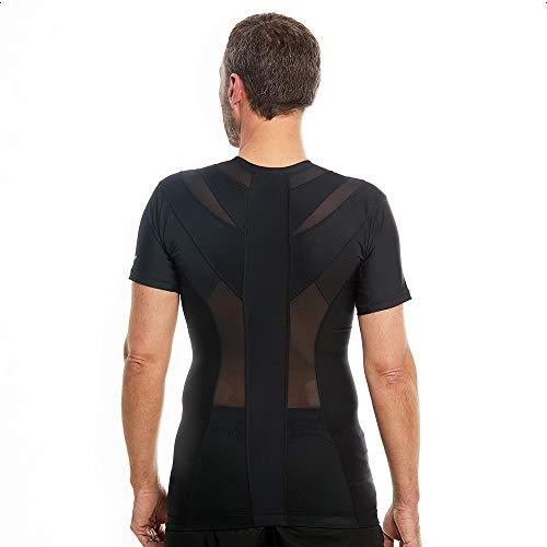 Anodyne Posture Shirt 2.0 – Herren | Haltungsshirt zur Haltungskorrektur | Bessere Körperhaltung | Reduziert Schmerzen & Spannungen | Medizinisch geprüft und zugelassen |