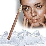 ZhiLianZhao Profesional Pluma de Eliminación de Manchas Nitrógeno Líquido Criogénico, 1mm, 1,5mm, 2mm, 3mm, 4mm, 5mm, 6mm Opcional, para Eliminación de Verrugas, Equipo de Belleza Portátil,4MM