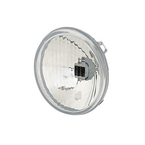 HELLA 1K2 006 147-031 Optique, projecteur longue portée - 12V - rond - Chiffre de référence: 25 - Montage encastré - gauche/droite