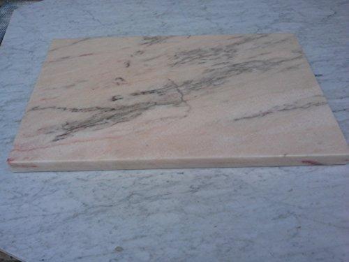 base di marmo rosa per impastare