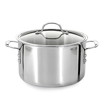 Best 8qt stainless steel pot Reviews