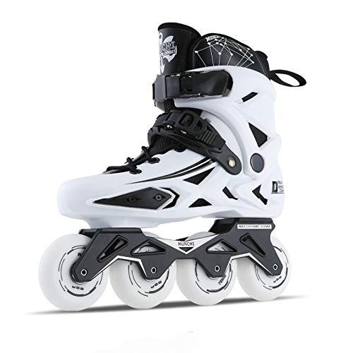 APENCHREN Inline Rolschaatsen/Quad Roller Schaatsen Met Beschermend Gear- voor volwassenen en studenten Outdoor Sporten, Roller Club
