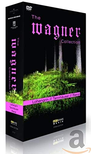 The Wagner Collection (Lohengrin, Tannhäuser, Rienzi) [6 DVDs]
