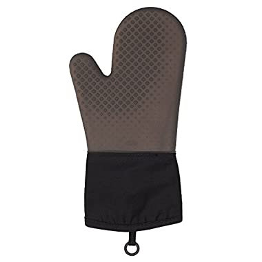 OXO Good Grips Silicone Oven Mitt - Black