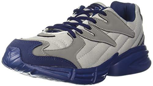 Sparx Men's SX0003G N. Blue Grey Mesh Running Shoes - 10 UK/ (44 2/3 EU) (SX0003G_NBGY0010)