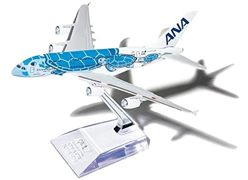 ANA AIRBUS A380 FLYING HONUモデル[機内販売限定商品]フライングホヌ 全日空 (ANAブルー1号機)