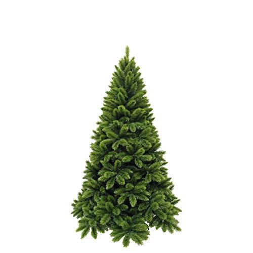 Triumph Tree Tsuga Tips 482 - Albero di Natale, 185 x 109 cm, Colore: Verde