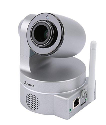 Olympia IC 1285 Z Überwachungskamera IP Innen Silber 1280 x 720Pixel