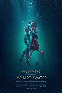 movie poster the shape of water