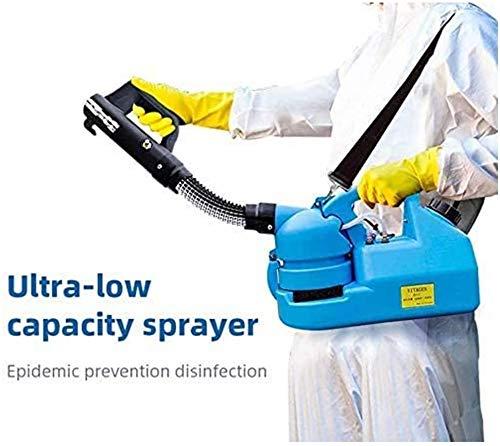 Surfilter 7L elektrische Smart ULV Vernebler Sprühgerät Zerstäuber Sprühgerät Vernebler Desinfektion Innen- / Außenhygiene