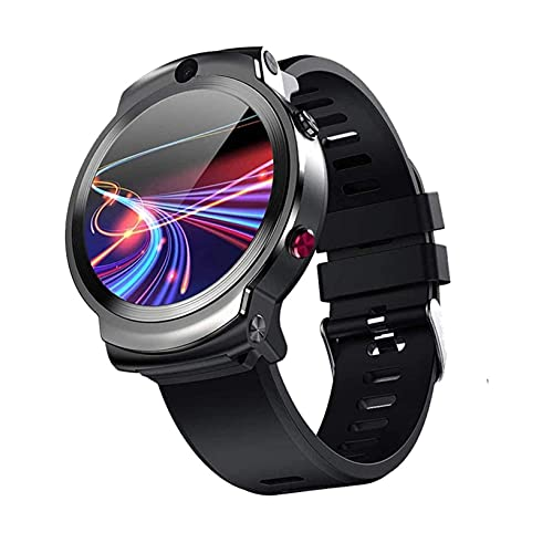 YQCH SmartWatch 4G Android 7.1 8.0MP Cámara Quad Core 3GB 32GB Fitness Tracker IP67 Impermeable WiFi GPS SmartWatch