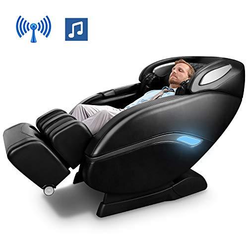 Massage Chair by Ootori,3D SL-Track Thai Yoga Stretching Zero Gravity Massage...